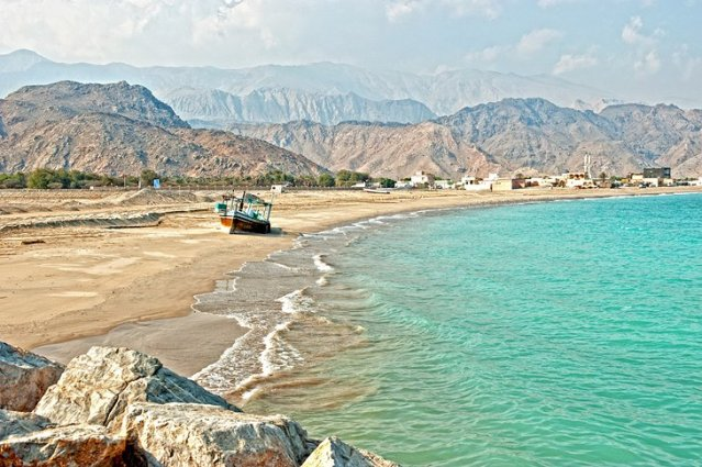 uae fujairah beaches