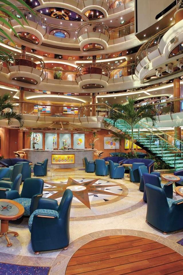 centrum - jewel of the seasroyal caribbean international