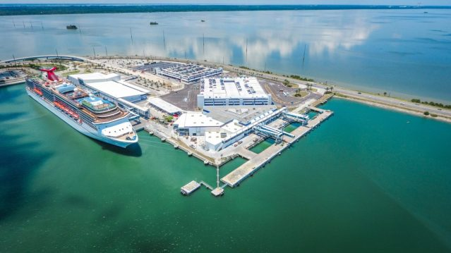 port canaveral cruise terminal