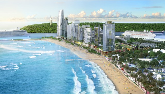 durban beachfront redevelopment