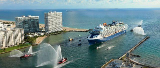celebrity edge port everglades