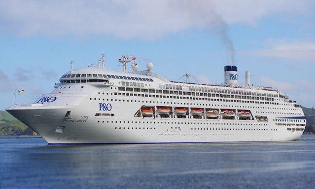 pacific jewel cruise ship
