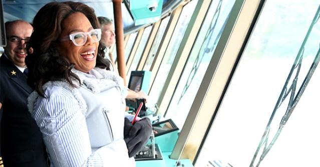 blog oprah cruise sailings
