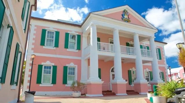 parliament square nassau bahamas