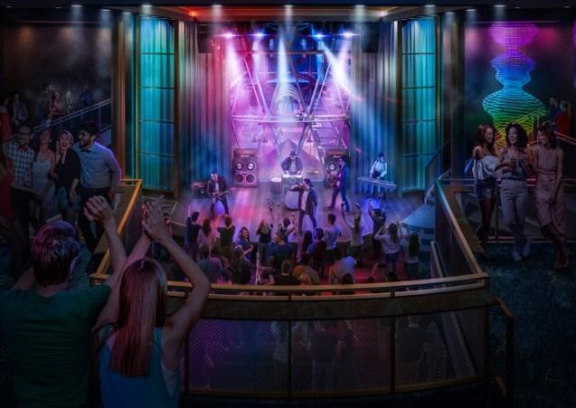 oasis music hall