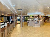 garden cafe buffet aboard norwegian jade