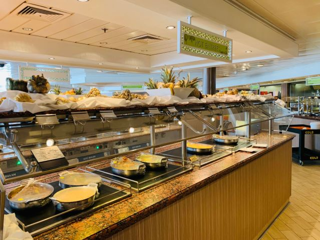 norwegianjade gardencafe buffet 9