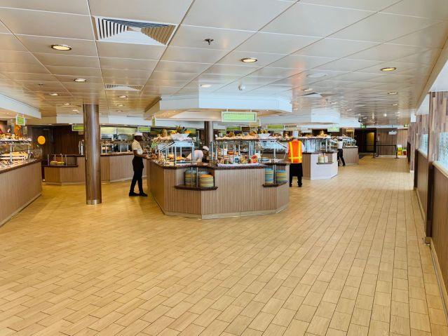 norwegianjade gardencafe buffet