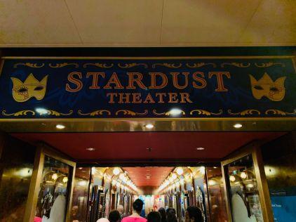 stardust theatre on norwegian jade