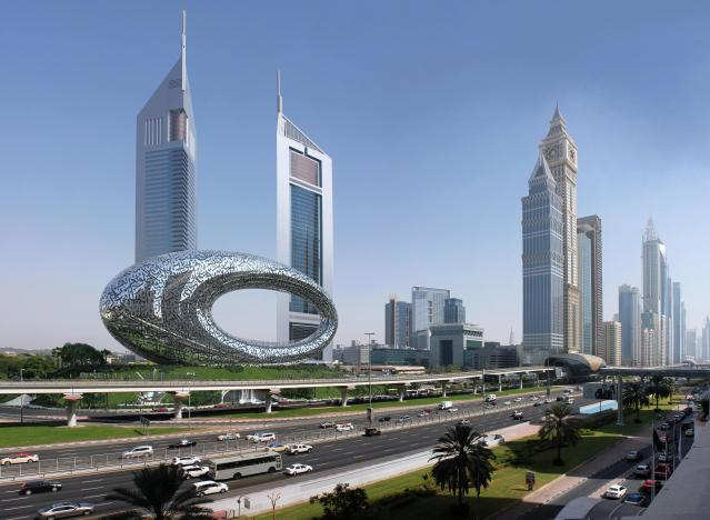 museum of the future dubai