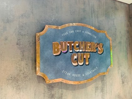butcher's cut aboard msc bellissima