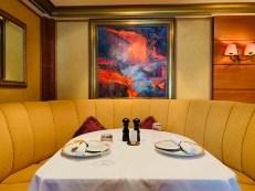 le bistro french specialty restaurant aboard norwegian jade