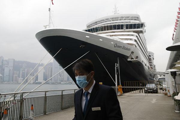 cruise china virus