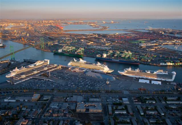 san pedro cruise port 1