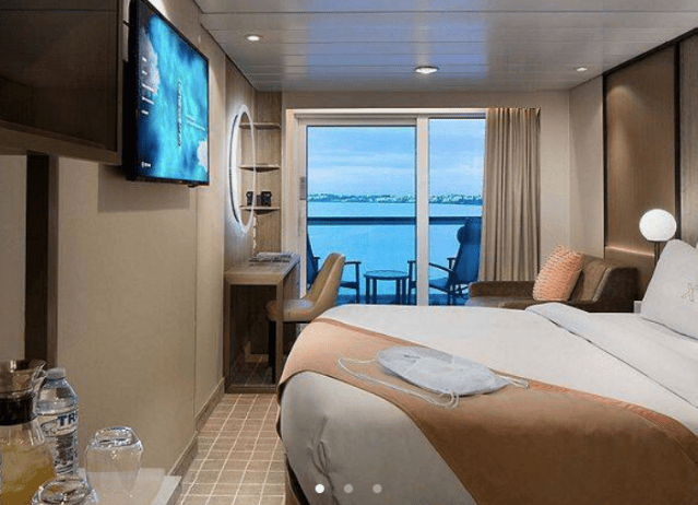 celebrity silhouette stateroom