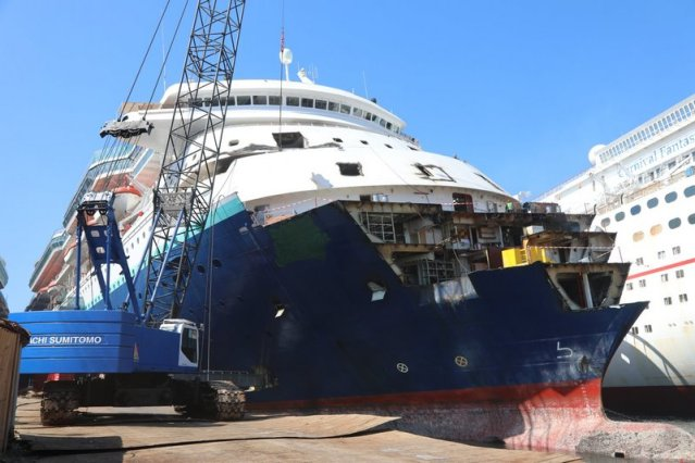dismantle cruise 3