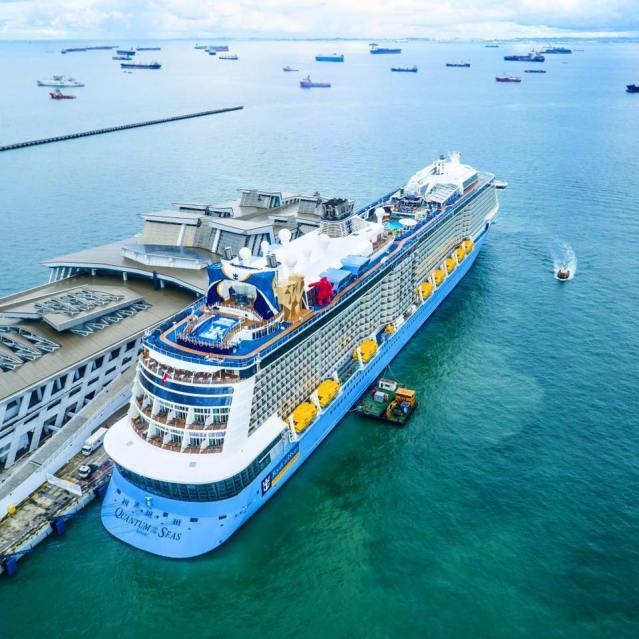 singapore on quantum of the seas