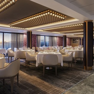 norwegian epic will debut an all-new the haven restaurant, as part of its recent redesign, providing the haven guests with an upgraded, fine dining experience.
