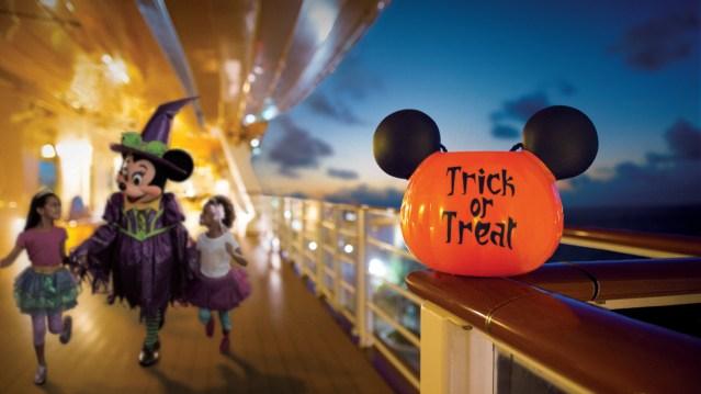 dcl halloween on the high seas