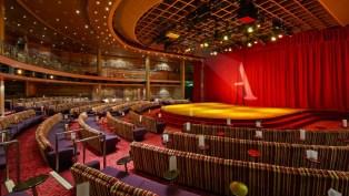 palladium show lounge aboard ambiance