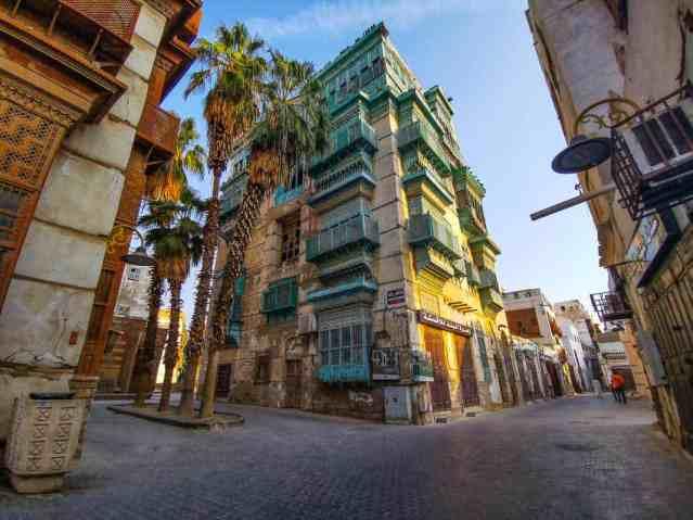 jeddah old quarter