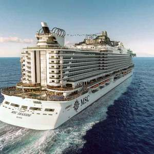 8-daagse cruise Herfstvakantie Special met de MSC Seaview inclusief vluchten en transfers met MSC SeaviewDag 1 Amsterdam of Brussel - Marseille - Dag 1 Marseille