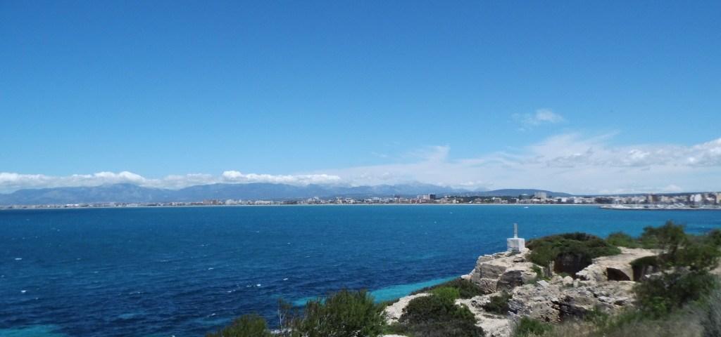 Die Küste und der Strand von Mallorca
