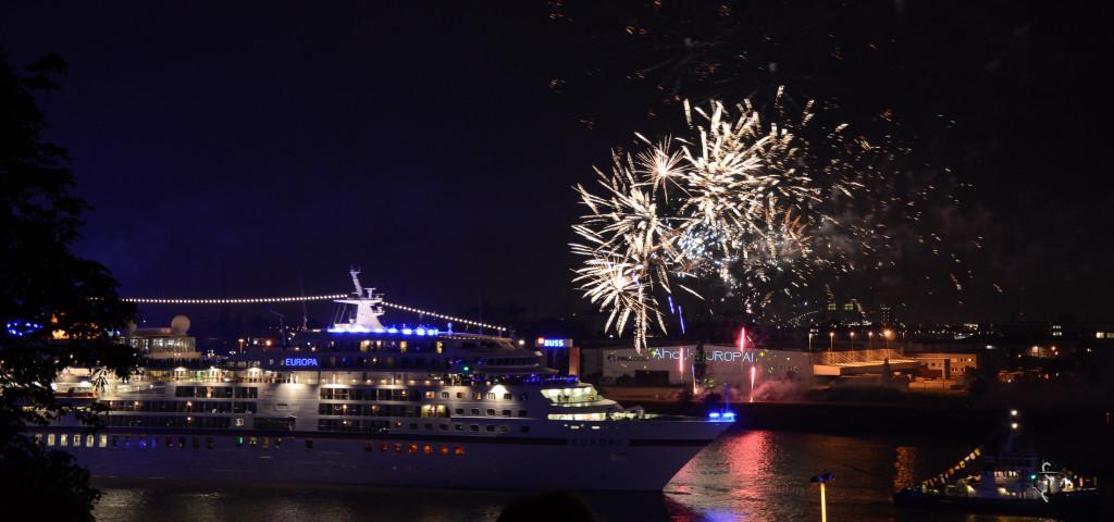 Hamburg Blue Port Kreuzfahrt