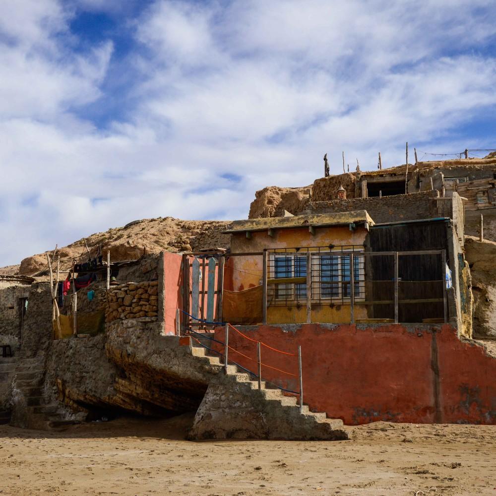 Fischerdorf in Agadir in Marokko auf dem Landausflug mit Mein Schiff 4