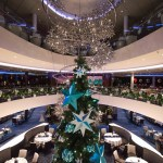 Wie wird Weihnachten auf der Mein Schiff 4 gefeiert?