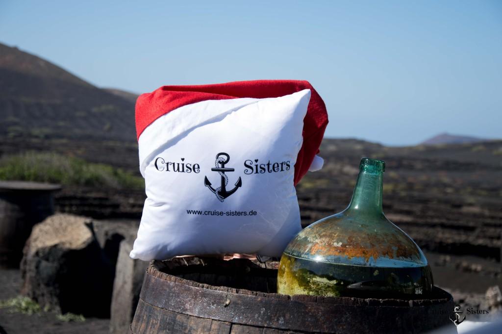 Der kreuzfahrt Blog Cruise Sisters auf Lanzerote