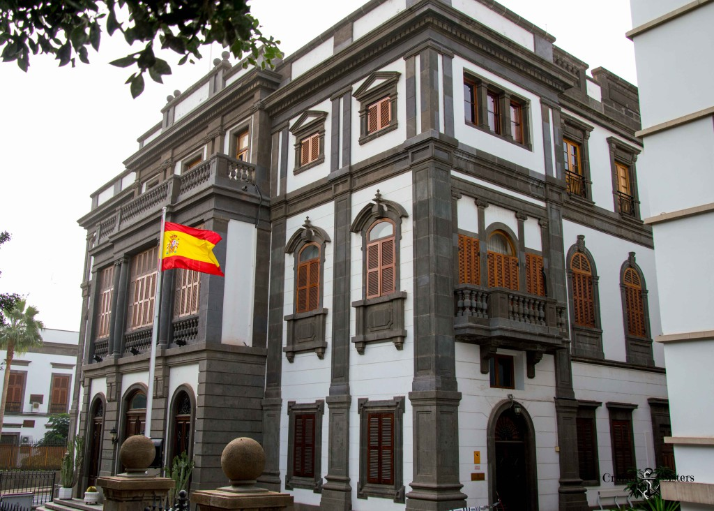 Innenstadt von Santa Cruz de Tenerife