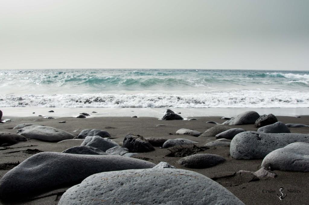 Der Strand Valle Gran Rey