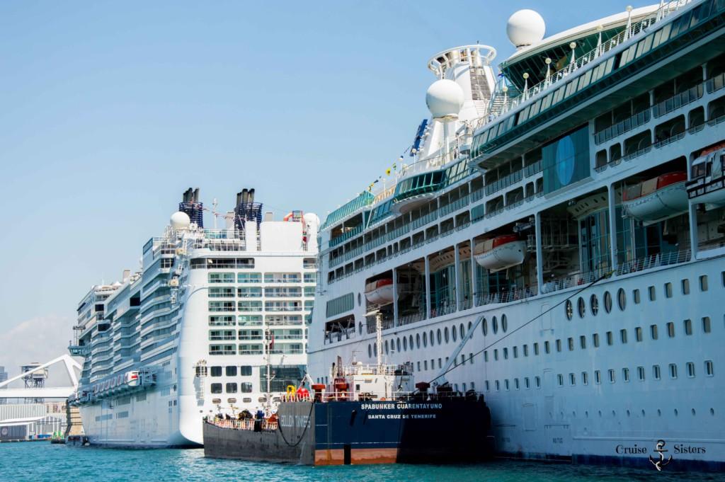 Norwegian Epic and Rhapsody of the Seas