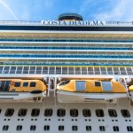 Welcome Aboard Costa Diadema
