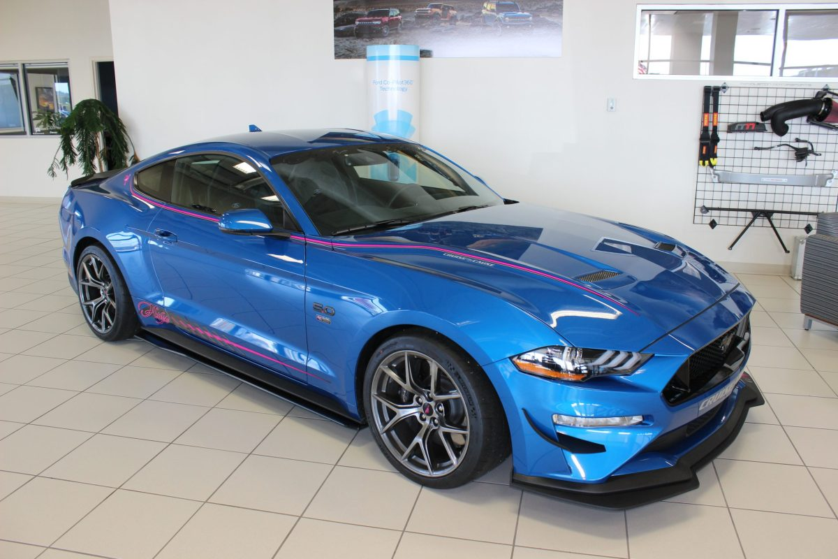 Hope Edition Mustang