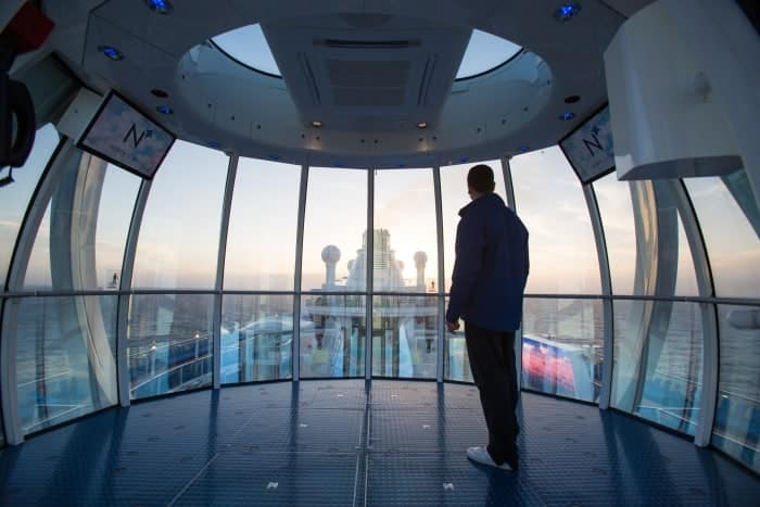 Royal Caribbean's Quantum of the Seas Broadcast (Podcast) | 8