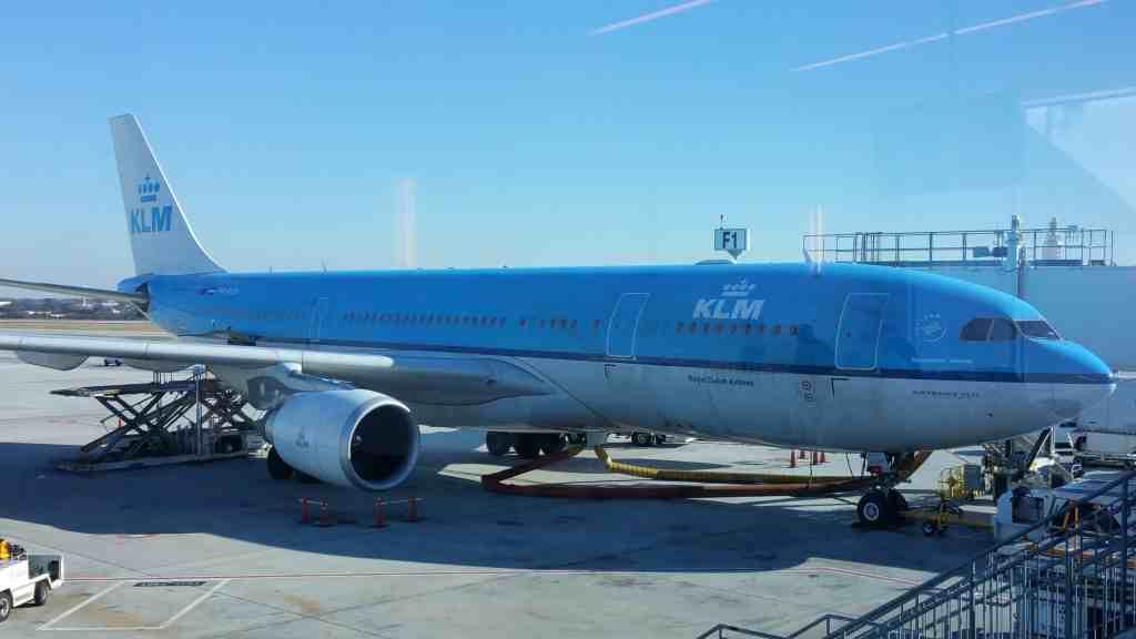 KLM Jet