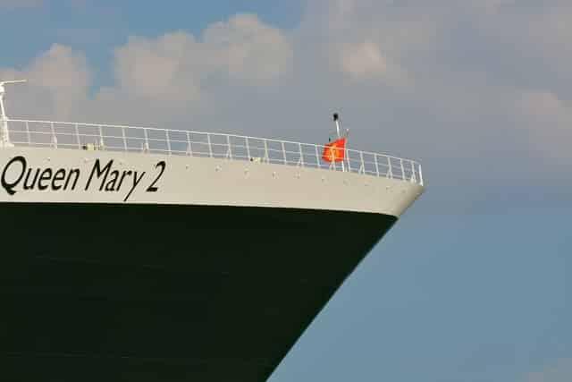 Consider Cunard Line