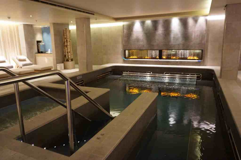 The Spa aboard Viking Ocean Cruises.