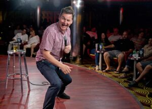 We're Not Joking! Carnival Cruise Line To Host 25,000 Comedy Club Shows Fleetwide in 2017 | 5