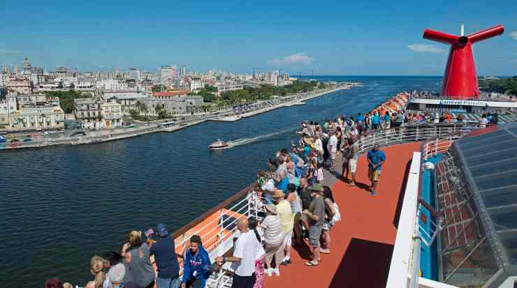 Carnival Cruise Line Adds 20 Cruises to Cuba from Tampa Aboard Carnival Paradise in 2019 | 19