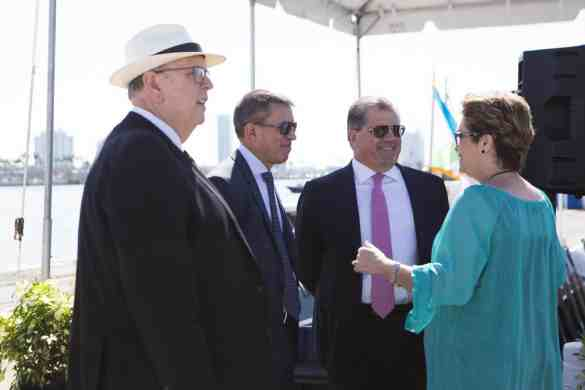 Norwegian Cruise Line Holdings Ltd. Breaks Ground On New Terminal At PortMiami | 27