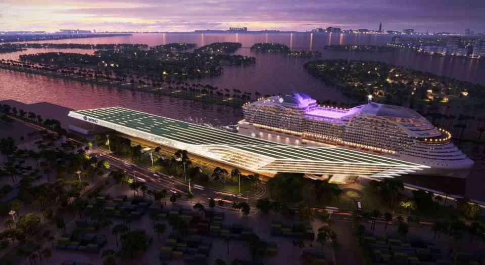 MSC Cruises Unveils Plans for Innovative Multi-Ship Terminal at PortMiami | 19
