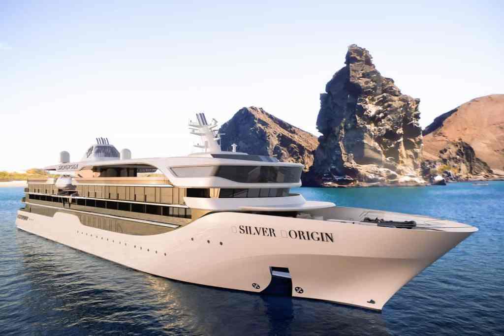 Silversea Silver Origin