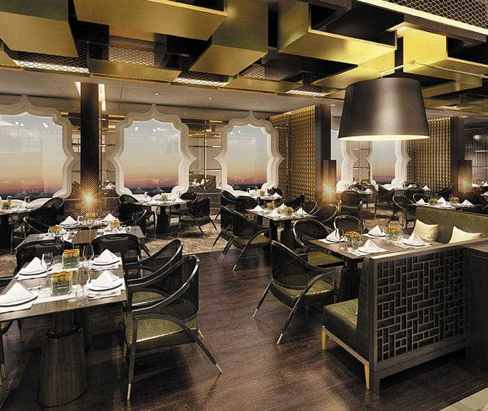 Best Asian Restaurants on Cruise Ships | 30
