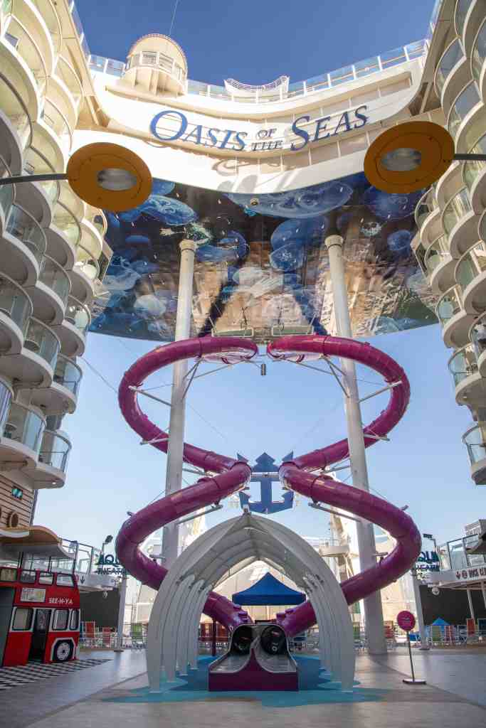 Ultimate Abyss on Oasis of the Seas
