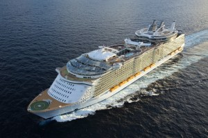 Allure of the Seas debuts with new features after 18-day drydock