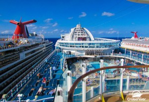 Carnival Orders First Ever Cruise Ships Built in China