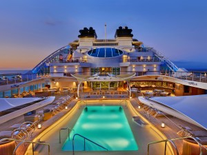 Five Fun Features on New Cruise Ships for 2017